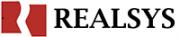 リアルシス株式会社のロゴ
