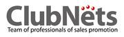 株式会社クラブネッツのロゴ