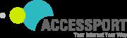 ACCESSPORT株式会社のロゴ