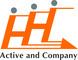 株式会社アクティブ アンド カンパニーのロゴ