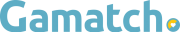 GAMATCH株式会社のロゴ
