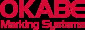 オカベマーキングシステム株式会社のロゴ
