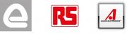 アールエスコンポーネンツ株式会社のロゴ