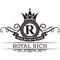ROYAL RICHのロゴ