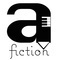 a-fictionのロゴ