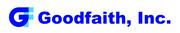 株式会社グッドフェイスのロゴ