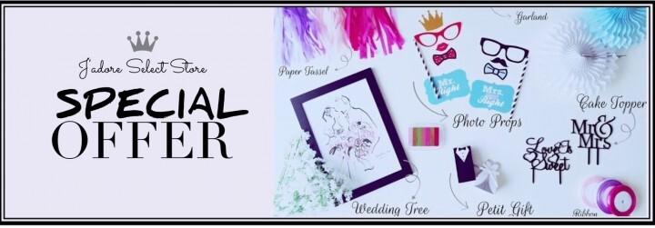 J'adore Weddingのプレスリリース画像1