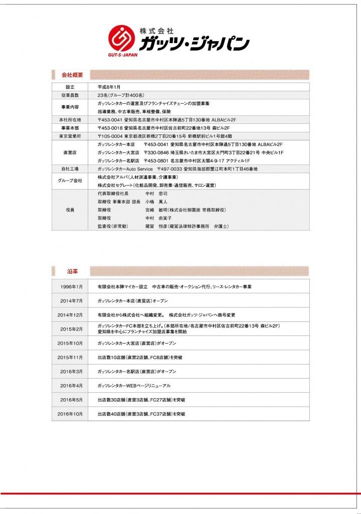 株式会社ガッツ・ジャパンのプレスリリース画像7