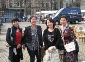 福島の子ども達の声をオランダの子ども達に届ける会のプレスリリース画像1