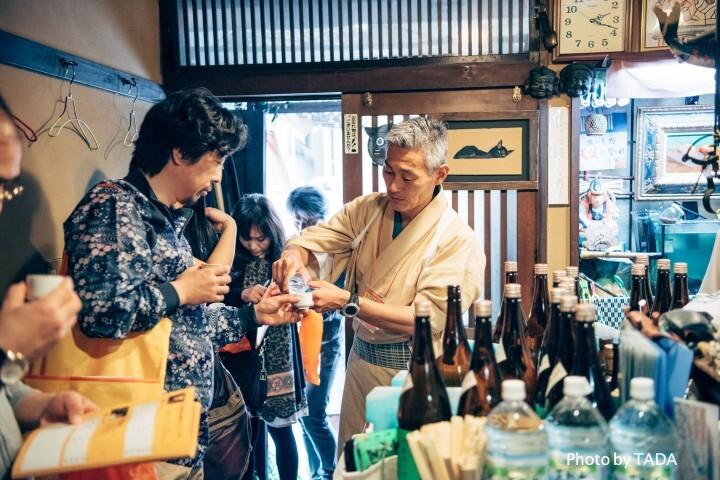 日本橋日本酒プロジェクトのプレスリリース画像1
