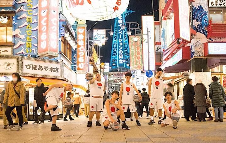 大阪籠球会のプレスリリース画像1