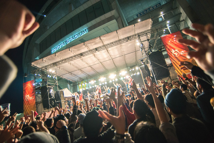 TOYOTA ROCK FESTIVALのプレスリリース画像6