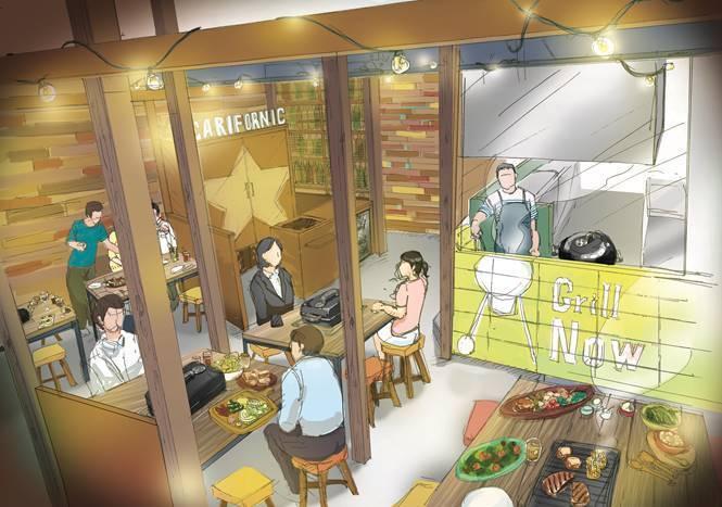 株式会社フードエイド/カリフォル肉酒場名駅本店のプレスリリース画像6