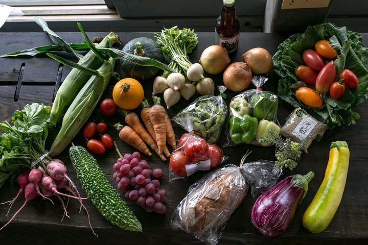 ビオ市野菜市のプレスリリース画像1