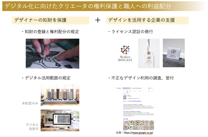 琉球びんがた普及伝承コンソーシアムのプレスリリース画像5
