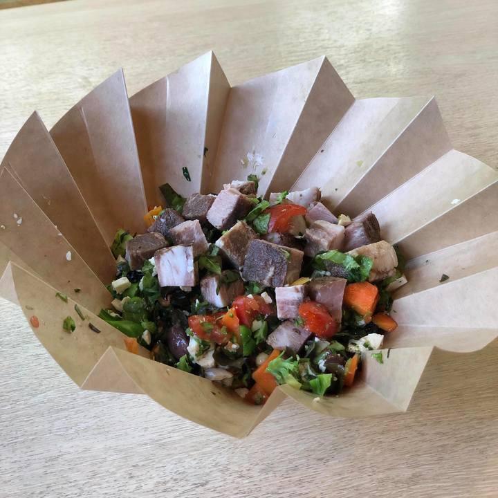 株式会社紬科学研究所/低温調理&chopped power salad「Tummy Days」のプレスリリース画像3