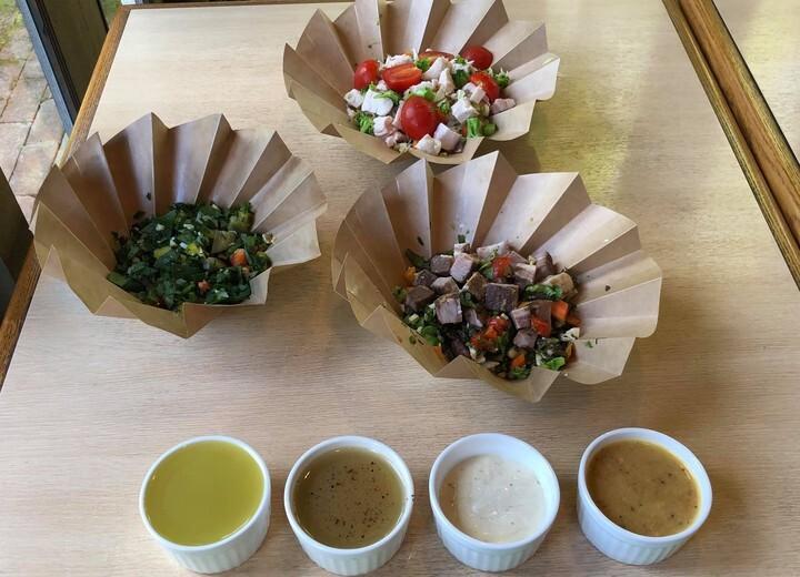 株式会社紬科学研究所/低温調理&chopped power salad「Tummy Days」のプレスリリース画像10