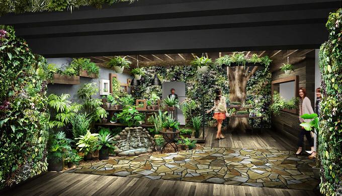 都会暮らしにボタニカルインテリアを!植物とデザインに特化したアンテナショップを開設へ 東邦レオ株式会社のプレスリリース