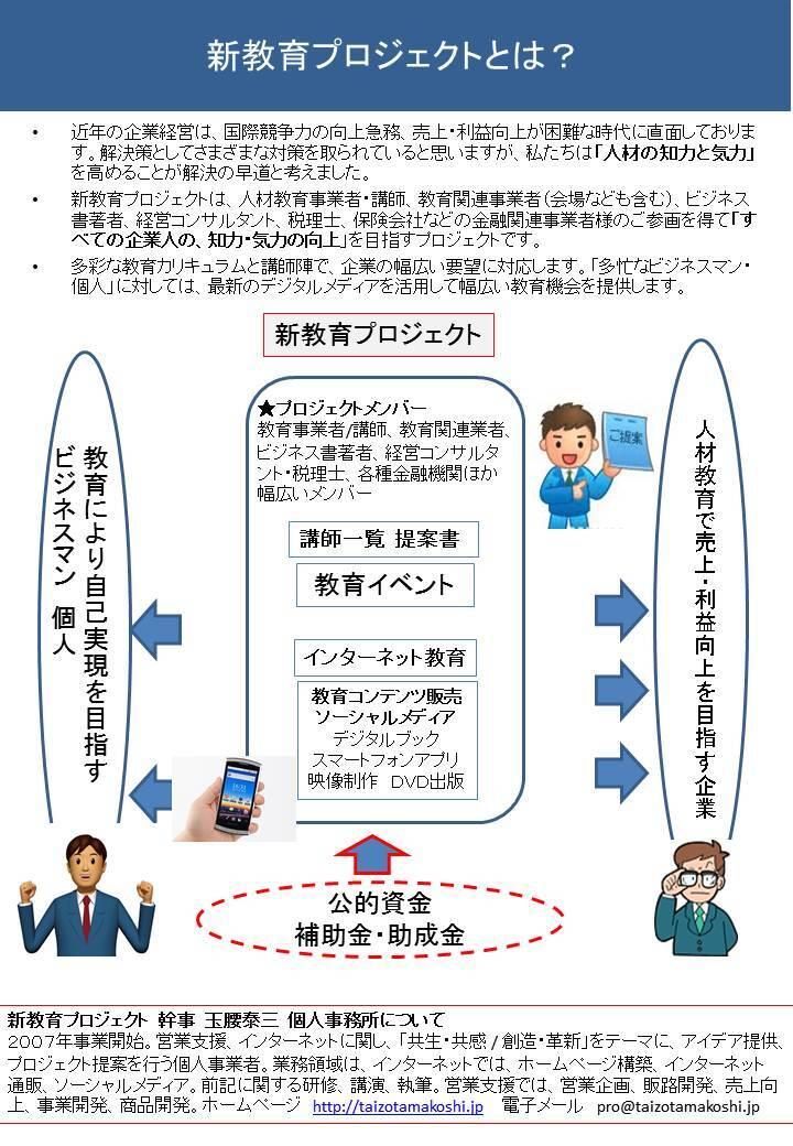 玉腰泰三 個人事務所のプレスリリース15