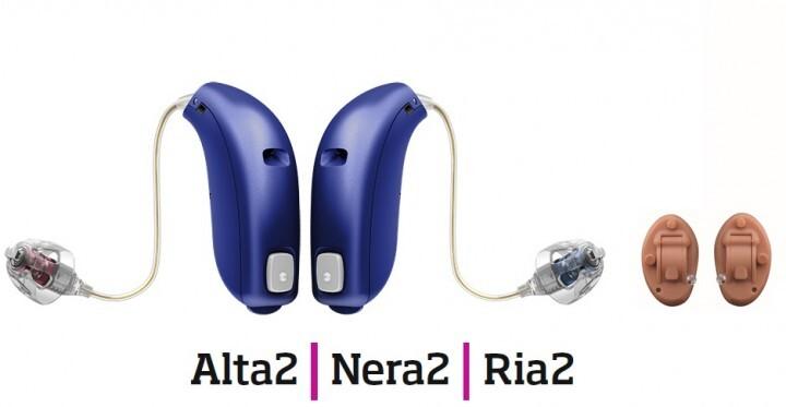 オーティコン補聴器のプレスリリース見出し画像