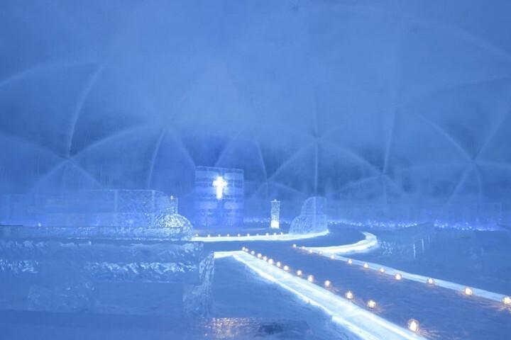 星野リゾート トマム「氷のコンサート」_3