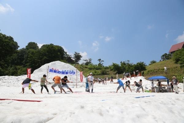 にいがた夏の雪旅推進協議会事務局のプレスリリース見出し画像