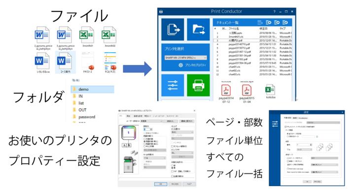 日本初 ワード・エクセルなどファアイル形式の違う複数のファイルを ...